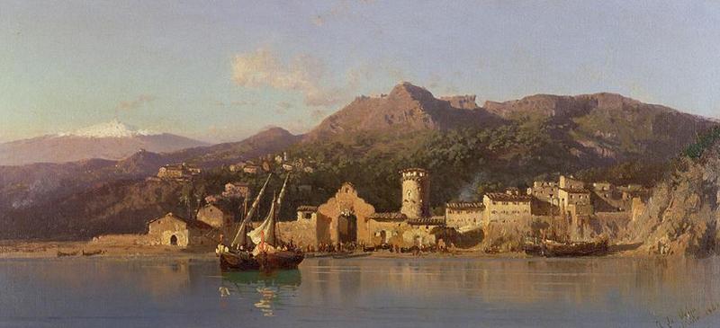 Taormina-Mare as wedding destination