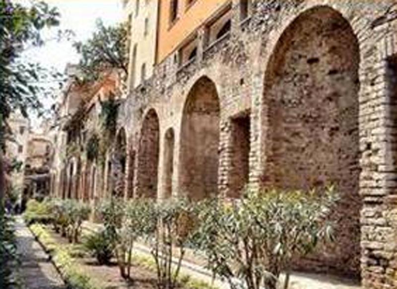 Naumachie  Taormina sicily Italy